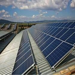 By keeping track of advanced market developments, we are trading, wholesaling and supplying an exclusive range ofSolar Industrial Rooftop System. We are a Solar energy provider company offering rooftop system which is widely used in factor - by Tecso Global, Vadodara