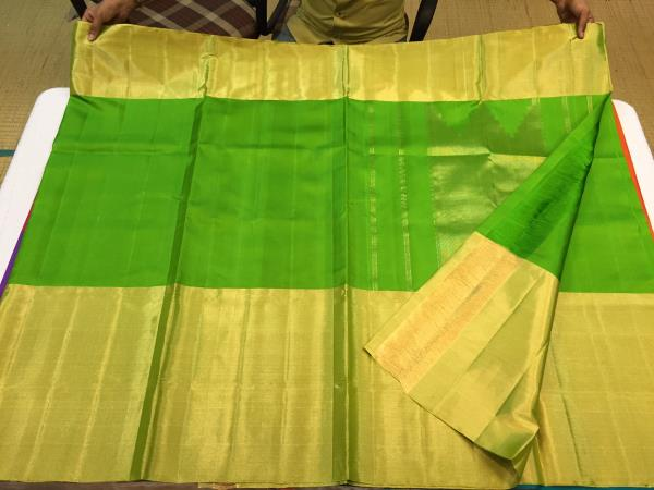 We Are The Leading Manufacturers And Suppliers Of Handloom Sarees In India. Manufacturers Of Soft Silk Bavanchi Sarees In Tamilnadu Exporters Of Soft Silk Sarees From India Exporters Of Soft Silk Bhavanchi Sarees From South India - by Shantiniketan Silks (P) Ltd, Coimbatore
