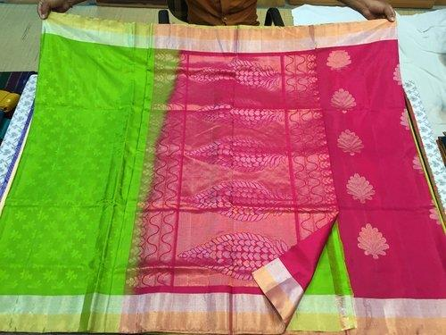 We are the Leading Manufacturers Of Pure Soft Silk Sarees In India. Manufacturers Of Hand Woven Soft Silk Sarees In India Manufacturers Of Kanchipuram Soft Silk Sarees In India Manufacturers Of  Soft Silk Sarees In Hyderabad - by Shantiniketan Silks (P) Ltd, Coimbatore