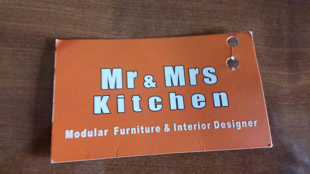 We are dealers of modular kitchen in pune - by MR AND MRS KITCHEN, Pune