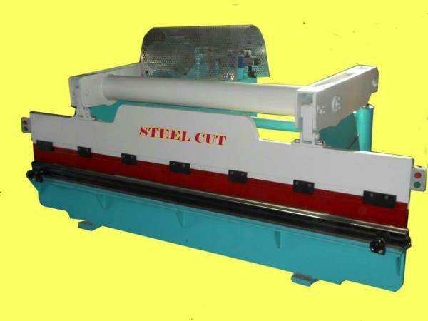 we are prominent suppliers of hydraulic press break machine - by Steel Cut Industries, Rajkot