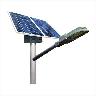 Solar Street Light Solar Street Lighting Systems are raised light sources which are innovatively integrated with power generation, storage and maintenance system, CFL / LED lamp, battery, control electronics, Solar Photo Voltaic Module, Mou - by Pioneer Sales, Pune