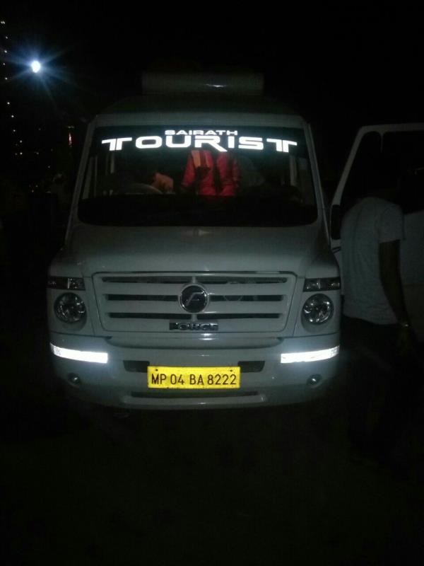 My Vehicle is Manali - by Day Night Tour Travels, Bhopal