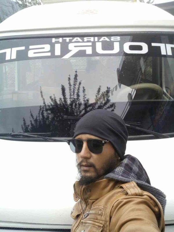 My Vehicle Laddak - by Day Night Tour Travels, Bhopal