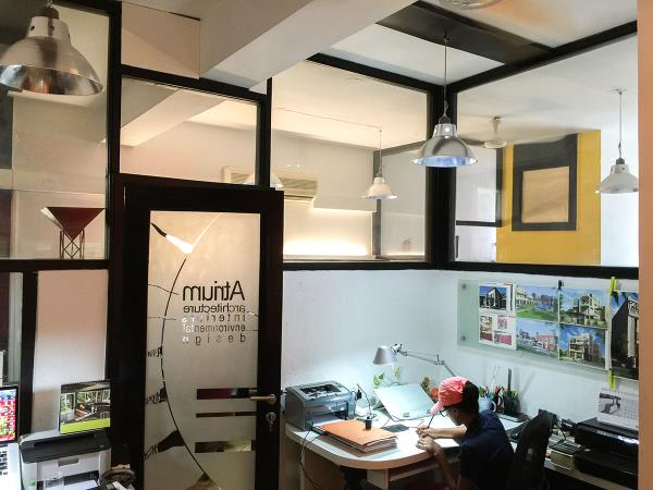 atrium is an Architectural and Interior Designing Firm operating from Zamrudpur, Greater Kailash-1, New Delhi - by Atrium Architects, Delhi