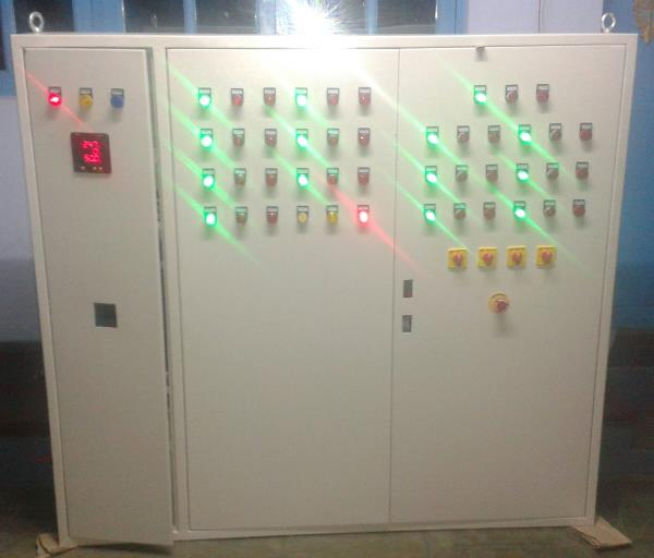 Control Panels In Coimbatore  Control Panel Mfrs In Coimbatore  Mfrs Of Control Panels In Coimbatore Timers In Coimbatore Frequency Drives In Coimbatore  Customized Control Panels In Coimbatore Plc Control Panel In Coimbatore - by Lakshmi Hamsa Systems, Coimbatore