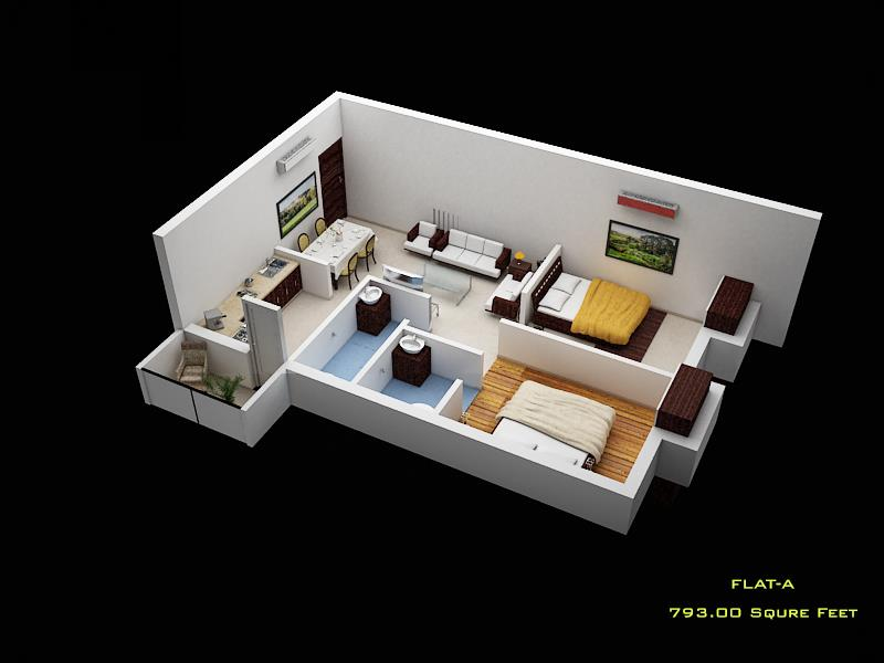Ready to Move 2BHK Apartment in Ambattur  Pawan's Sunshine is one of the Residential developments of Pawan Caastles. It offers spacious 2 BHK Apartments of 793 Sq.ft at Affordable Price. The Project is well equipped with all the amenities t - by Sunshine Apartment, Chennai