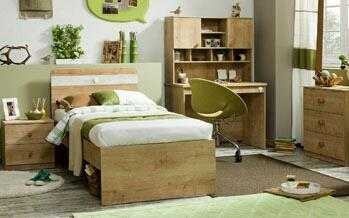 Cilek Mocha Series furniture - In  modern style with natural texture finish. - by KK Enterprise, Rajkot