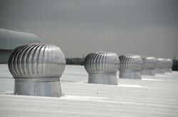 Aluminium ventilators in Vadodara, Gujarat - by Ambica Engineering Works, Vadodara