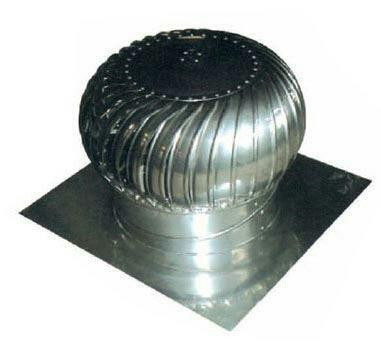 stainless steel ventilator in Vadodara, Gujarat. - by Ambica Engineering Works, Vadodara
