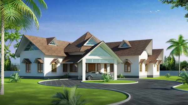 Newly modernized houses with variety of designs like for Variety home designs