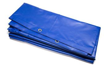 At EMPRO TRADELINKS we offers:      A high quality HDPE tarpaulin     100% water proof and completely tear-proof     Offers resistance to mildew , tearing and chemicals     Super strength and sturdiness     Rust proof aluminium grommets (eyelets) with sewn-in welding for extra strength.     Ideal protection for all kinds of goods in all weathers     Light weight tarpaulin available in various sizes and attractive colours.     Available in various qualities like heavy , medium and light