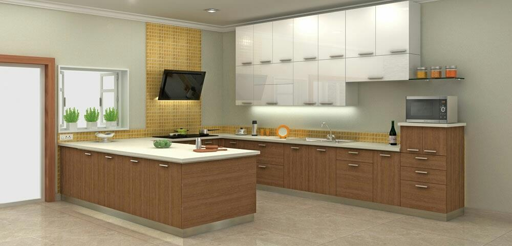 Plan your kitchen The Work Triangle This consists of 3 fundamental and basic workstations i.e. the sink, refrigerator and the cooking hob/range. The triangle is measured from the center of the sink to the top of refrigerator to the center o - by Jagriti Interiors, Bengaluru