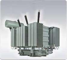Manufacturer of Power Transformers in Wadala  A power transformer is characterized by inner and outer low voltage winding sections and a high voltage winding section disposed there between. The low voltage windings are comprised of a plural - by Urja Techniques, Mumbai