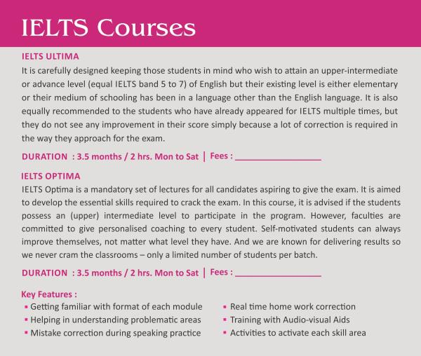 IELTS Courses - by Ashoksir - IELTS Trainer, Ahmedabad