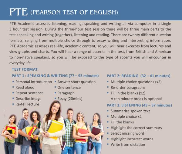 About PTE - by Ashoksir - IELTS Trainer, Ahmedabad