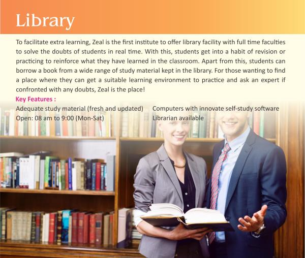 About LIbrary - by Ashoksir - IELTS Trainer, Ahmedabad