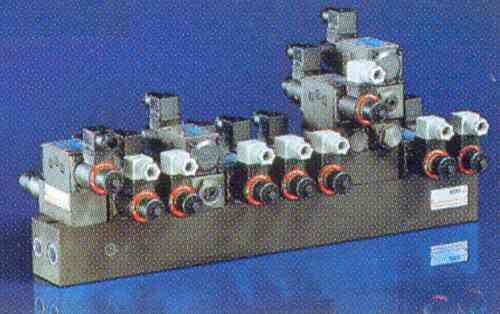 Manifold Block Assembly :  We have wide range of products in hydraulic press....  plz visit for more details   www.core-hydraulics.com - by Core Hydraulics Pvt Ltd , Ahmedabad