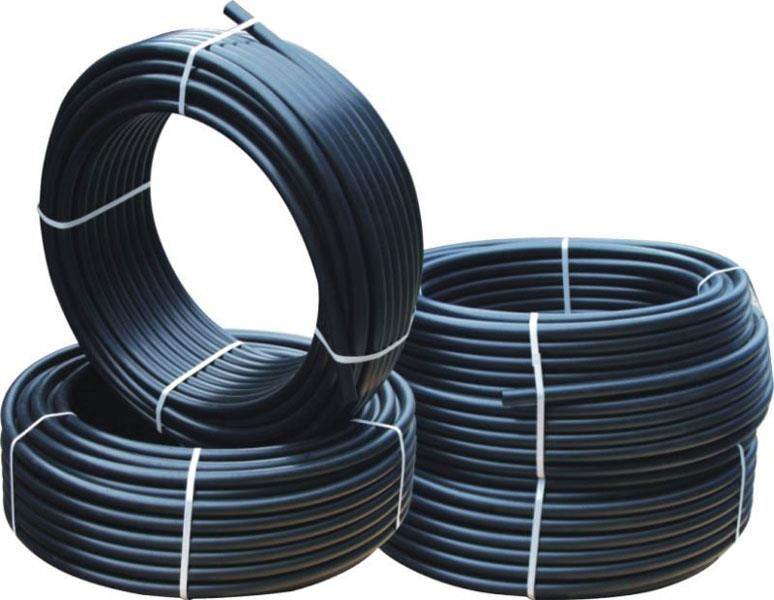 Item Code: HDPE-WATER-PIPE As one of the renowned organizations in this business, we are involved in offering HDPE Water Pipe.  Features: 100% virgin imported 100 material Excellent corrosion resistance Easy handling Flexible and easy insta - by Varssha Poly Products, Coimbatore