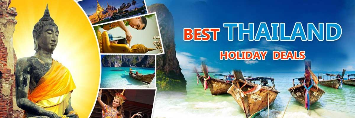 thailand tour packages from ahmedabad price  We provide travel, tourism related solutions to the free individuals as well as corporate groups. Our company competency lies in designing the best services which is only for you. Agency ensures  - by Prince Holidays, Ahmedabad