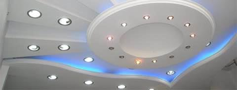 Pop Work  Plaster Of Paris(POP) is one of the most widely used raw material for ceiling. Find thousands of Plaster Of Paris(POP) based Ceiling designs with extensive information explaining on why Plaster of Paris is required, Precautions fo - by AVR Interiors, Tiruchirappalli