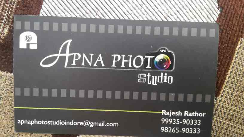 address for contact - by Apna Photo Studio, Indore