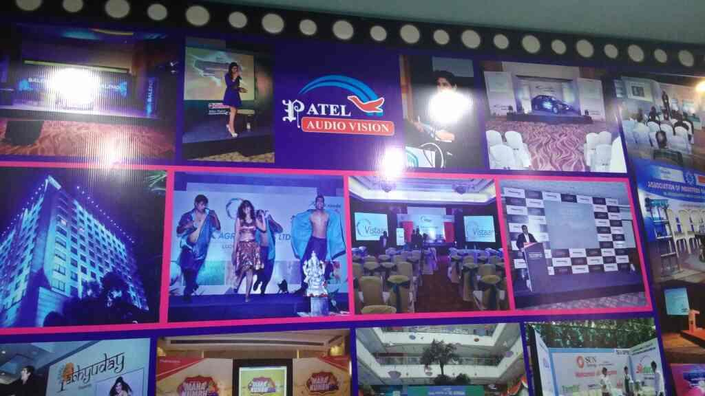 We are specialized in corporate event, Brand activation and promotions - by Patel Audio Vision, Indore