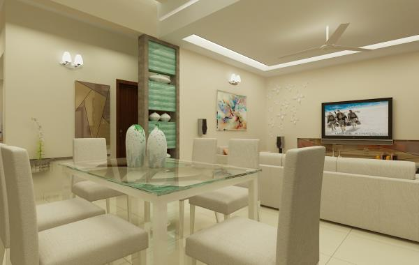 We provide the Best & Professional Service which represents a good Value for Money, our aim is to bring the Professionalism & Punctuality into this industry. We are the Best Interior Designer and we provide Service for Commercial Interior,  - by Kuvio Studio, Bengaluru