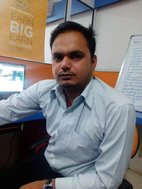 devendra is MBA from Rct college indore - by Devendra Mishra, Indore