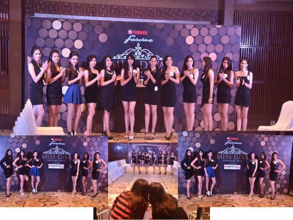 Miss Diva Audition held in Hotel Raddison Blu. Indore - by Patel Audio Vision, Indore
