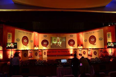 AV for fusion events - by Patel Audio Vision, Indore