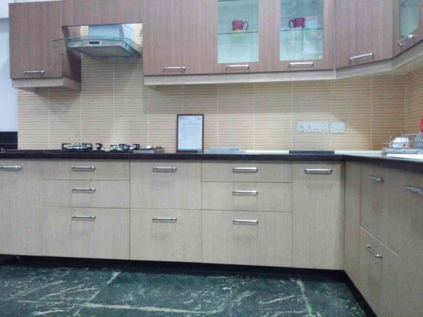Best modular kitchen in Panjim goa. - by La Cucina Impressa, Panjim