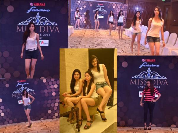 Miss Diva Event  Organised By Patel Audio Vision - by Patel Audio Vision, Indore