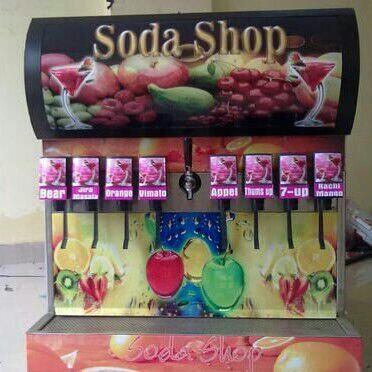 manufacture of.jakshinibrand soda.machine. - by Jay Jakshaniahd, Ahmedabad