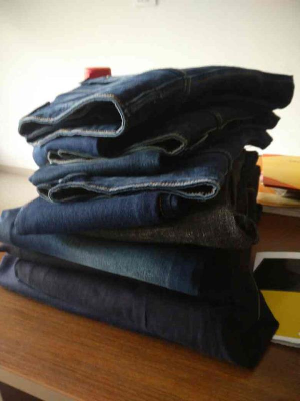 we are leading manufacturer of jeans in ahmedabad. - by M S International, Ahmedabad