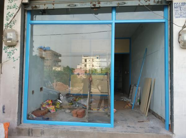 The best quality Glass Partition works in Uppal. The service available at Ameerpet, hyderabad. We are also provide all types of aluminum office cabins, aluminum office partitions & aluminum partitions for office, home and shops. - by Sk Interior works, Hyderabad