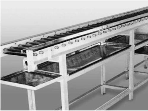 ACCUMULATION CONVEYOR / ASSEMBLY CONVEYORS Manufacture in Chennai   It was developed with unique in performance . The loan rating is adjustable depending on the performance . - by SICCO ENGINEERING WORKS, Chennai