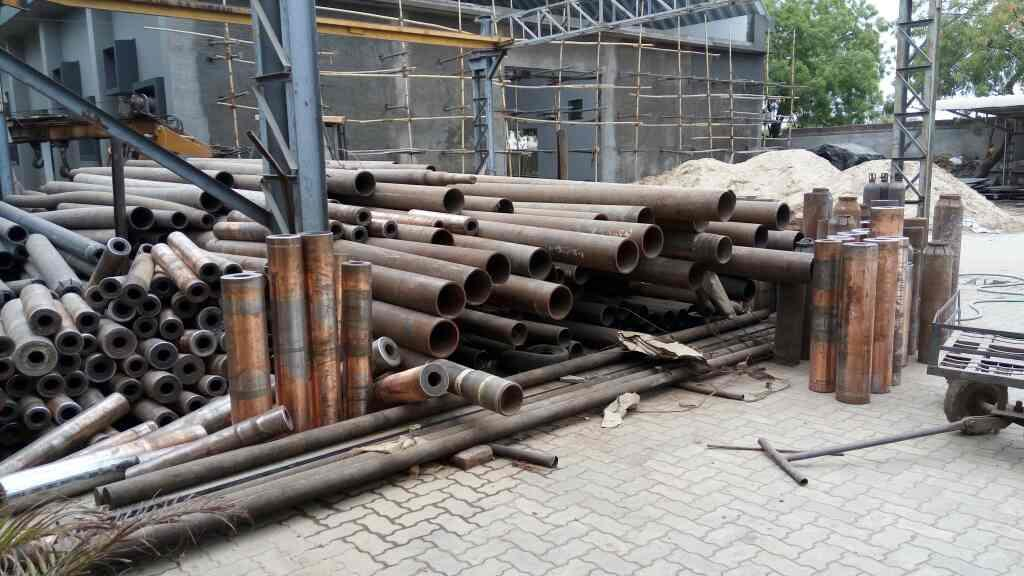 we are leading manufacturer of steel roller in Ahmedabad  - by Techno Mec Roll , Ahmedabad
