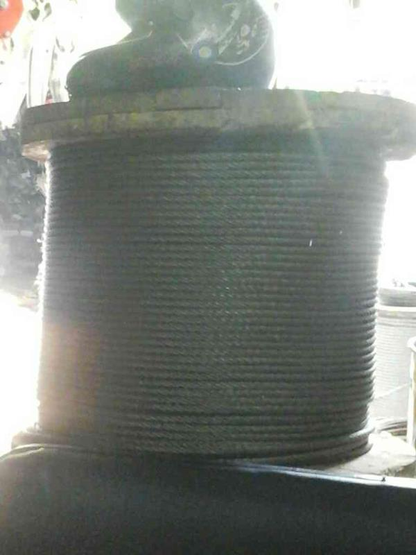 we are leading trader for wire rope in ahmedabd  - by S.b.chavan, Ahmedabad