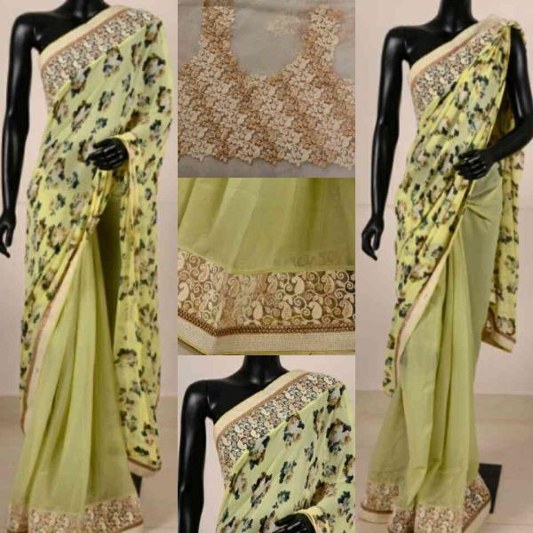 designer sarees - by Fasino Boutique, Tiruchirappalli