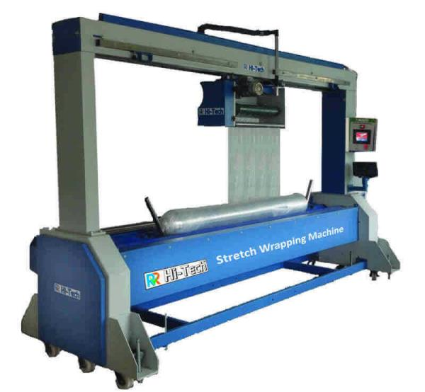 stretch wrapping Machine Manufacturers In Coimbatore Manufacturers Of stretch wrapping Machine In Combatore Quality stretch wrapping Machine Mfrs In Coimbatore Suppliers Of stretch wrapping Machine In Coimbatore stretch wrapping Machine In  - by RVR MACHINERY, Coimbatore