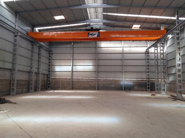 another 10ton capacity crane. pl. have a look. - by MGTech, Ahmedabad
