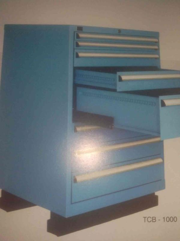Khira Tool Storage cabinet are design to facilate storage of tools. - by Khira Steel Works, Ahmedabd