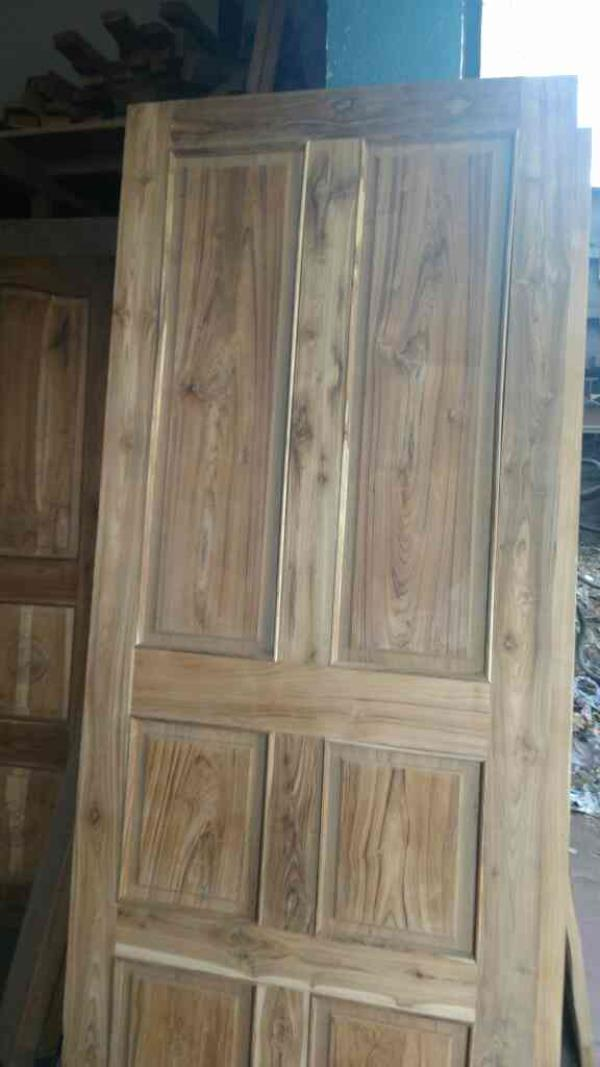 Wooden doors available in Indore  - by Wood House And Laminates , Indore