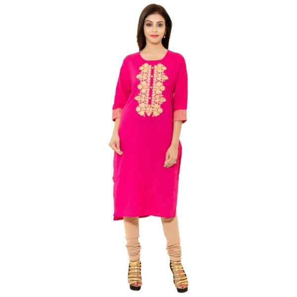 Kurti manufacturer of Jaipur  100% cotton Kurti  - by saubhagyawati the designer Studio, Jaipur