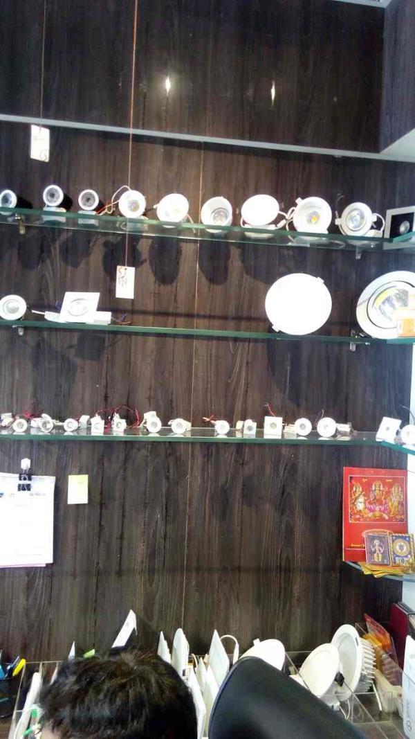 we have different sizes in pop led lights in Vadodara gujarat - by Shree Light, Vadodara