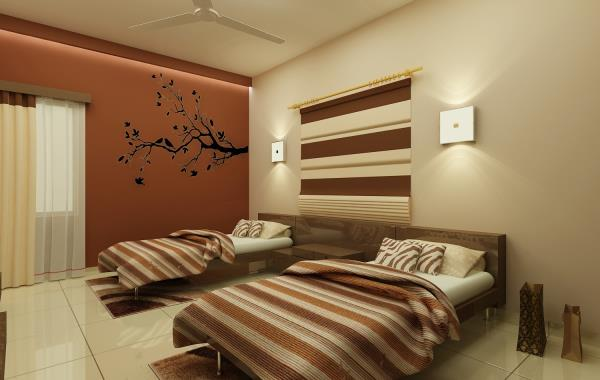 Kuvio Studio specialise in the Interior Design of Commercial Properties, Show Apartments and Private Residences. We pride ourselves in working closely with our clients to produce Highly Desirable, Aspirational and Marketable Interiors that  - by Kuvio Studio, Bengaluru