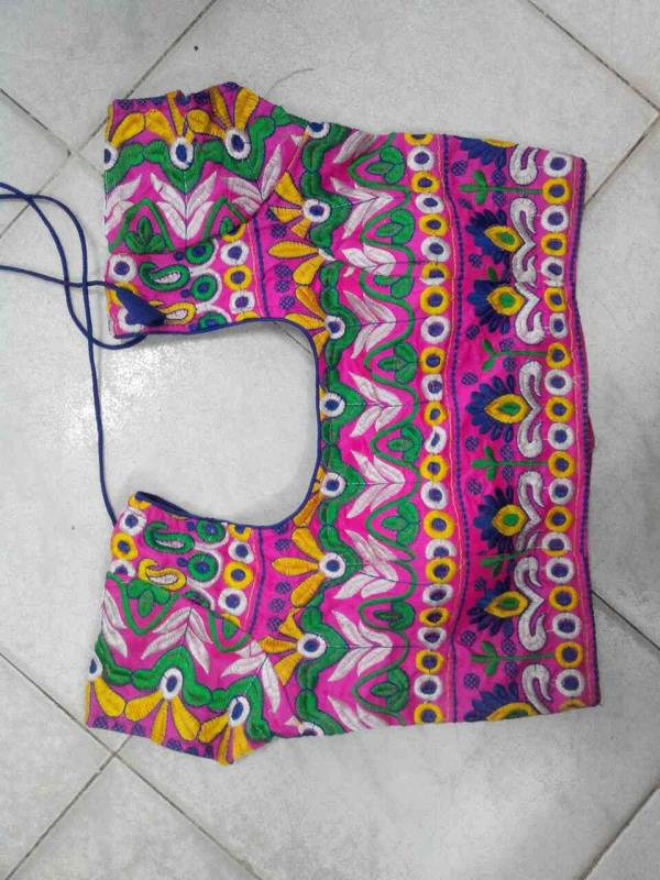 maah garment manufacture by all type of fency blouse in ahmedabad. - by Maah Garments, Ahmedabad
