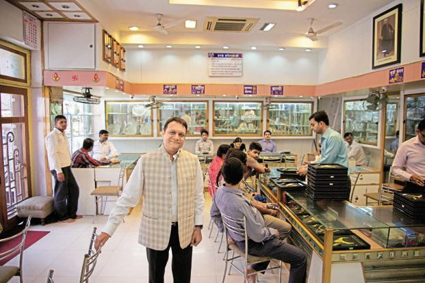 """Nice story in Mint on our love for gold and one of Varanasi's oldest and perhaps the most well-established jewellery establishment—Kanhaiya Lal Saraf.   Anup Agrawal is the fifth generation member to run this family business. """"At the beginning of the 20th century, my ancestors used to go door-to-door, selling jewellery. In 1910, we set up our first shop. Once, two days before his final BCom exams, Anup received an urgent missive from his store. It was peak wedding season and the customers just wouldn't stop pouring in, so could he make his way to the store to help out:-)""""  http://goo.gl/kOf4PU - by Granny's Inn Varanasi   +91 9580-581-276   Best Homestay, varanasi"""