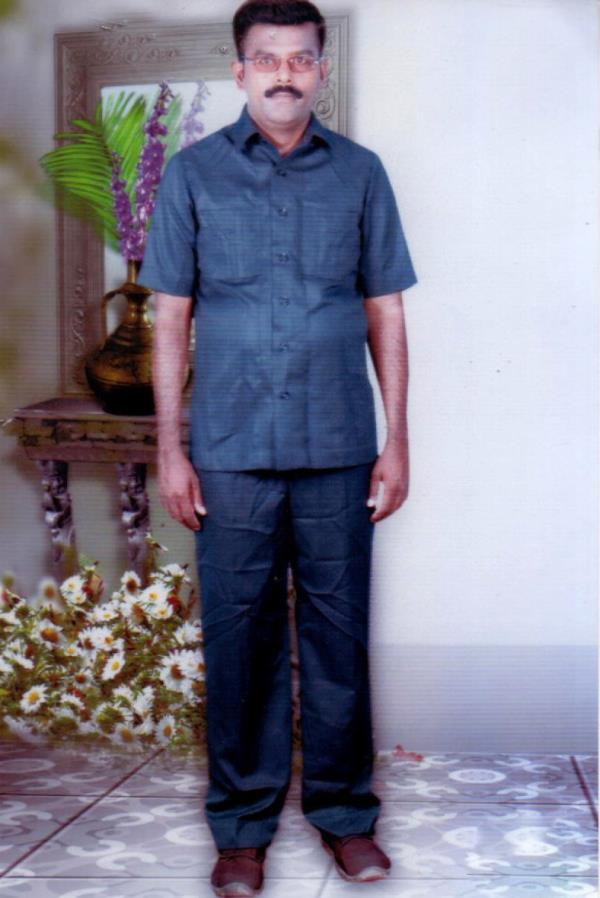 REG NO:128 NAME:RAMALIGAM DATE OF BIRTH:14.5.1980 WEIGHT & HEIGHT:5.7CM,  RELIGION & CASTE:HINDU, SOLIYAPILLAI QUALIFICATION:DME, BBA, MA JOB:PRIVATE JOB  - by GRACE MATRIMONY FREE9842149898, Dindigul